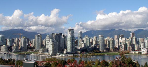 "Vancouver バンクーバーの素晴らしさをみんなで共有!""#バンクーバー最高""でバンクーバーの良さを伝えよう!"