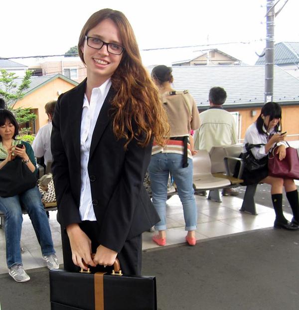 business YouTubeで話題!!「Texan in Tokyo」の国際カップルにインタビューしたら、2人とも魅力たっぷりでめっちゃ面白かったー!