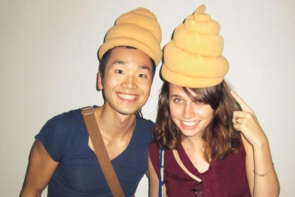 toeic YouTubeで話題!!「Texan in Tokyo」の国際カップルにインタビューしたら、2人とも魅力たっぷりでめっちゃ面白かったー!