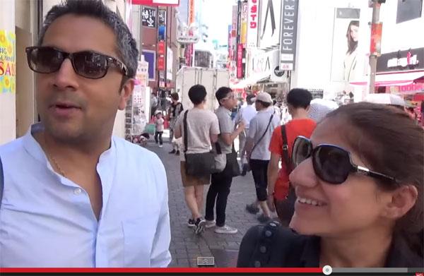 couple 外国人へ街頭インタビューした結果、予想通りの結果が得られなかった失敗例..何でもやってみなきゃわからない!