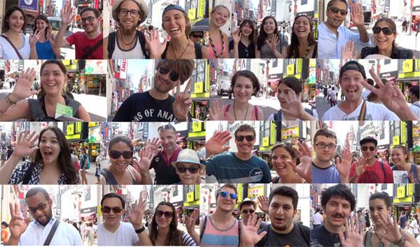ipad img あなたの恋を見つけよう!なぜヘッポコ新米社長「のび太」は外国人への街頭インタビューを始めたのか?Find Your Love!