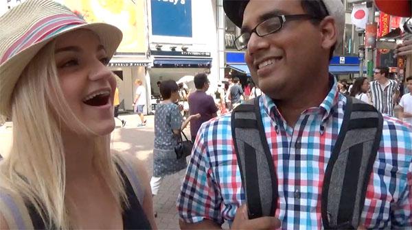 last あなたの恋を見つけよう!なぜヘッポコ新米社長「のび太」は外国人への街頭インタビューを始めたのか?Find Your Love!