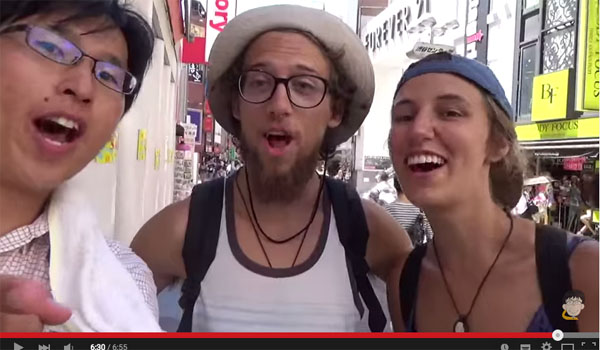 shyness 100人以上の外国人へ街頭インタビューしたことで得られたこと(鍛えられたこと)5つ!100万円よりも貴重だったこと