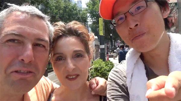 video2 あなたの恋を見つけよう!なぜヘッポコ新米社長「のび太」は外国人への街頭インタビューを始めたのか?Find Your Love!