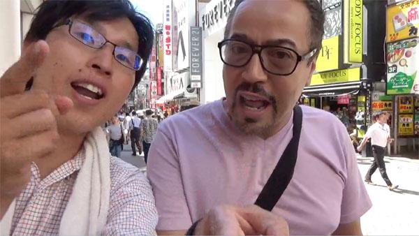 video3 あなたの恋を見つけよう!なぜヘッポコ新米社長「のび太」は外国人への街頭インタビューを始めたのか?Find Your Love!