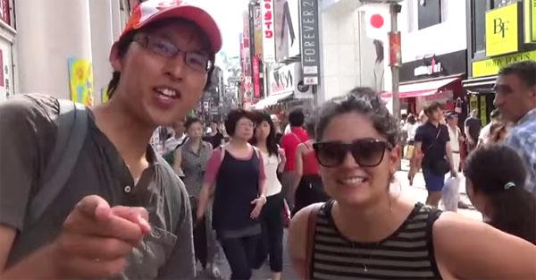 videos 100人以上の外国人へ街頭インタビューしたことで得られたこと(鍛えられたこと)5つ!100万円よりも貴重だったこと