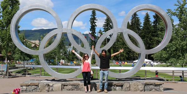couple2 幸せいっぱい!カナダの国際カップルに突撃インタビュー!(日本人男性&カナダ人女性)