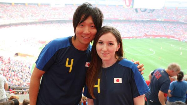 couple3 幸せいっぱい!カナダの国際カップルに突撃インタビュー!(日本人男性&カナダ人女性)