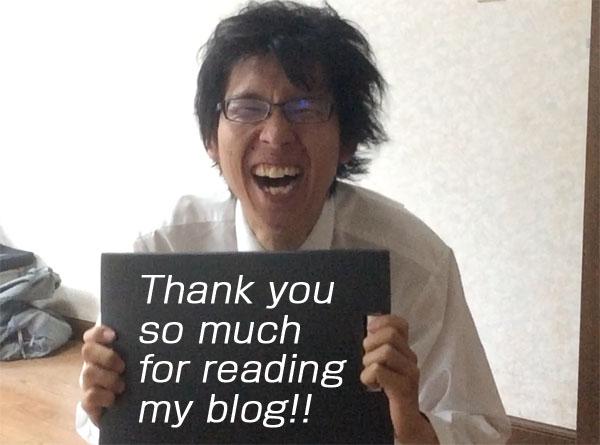 last thanks 【月間20万PV達成!】2年間で実感したブログ運営において重要すぎる基本ルール5つ