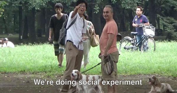 socialexperi 全く見知らぬ他人とすぐ友達になることは可能なのか?僕が初対面の日本人とは話せない最大の理由