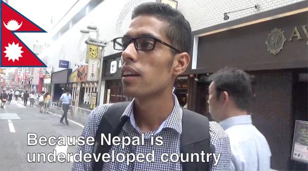 nepal 国籍なんて関係ねぇよ!!誰もがもっているコンプレックス