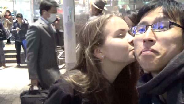 kiss2 美女よ、集まれー!!僕がもっとたくさんの外国人に日本へ来て欲しい3つの理由